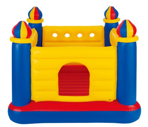 Why Choose Intex Jump O Lene Castle Inflatable Bouncer, for Ages 3-6