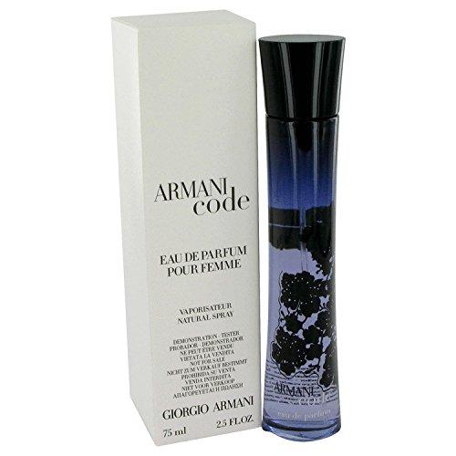 Giorgio Armani Black Spray - Giorgio Armani Code Men's 2.5-ounce Eau de Toilette Spray (Tester)