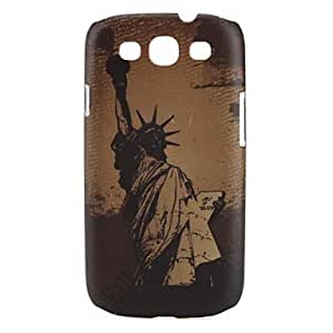 qyf Samsung S3 I9300 compatible Special Design Plastic Back Cover