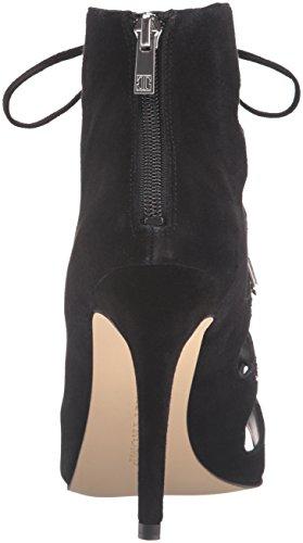 Women Ivanka Black Trump Dress Dazy Sandal wYqqzACUnx