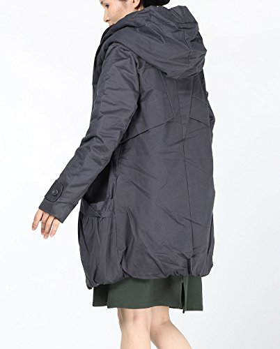 Matchlife Matchlife Cappotto Style2 grey Donna Cappotto PqSS7Z