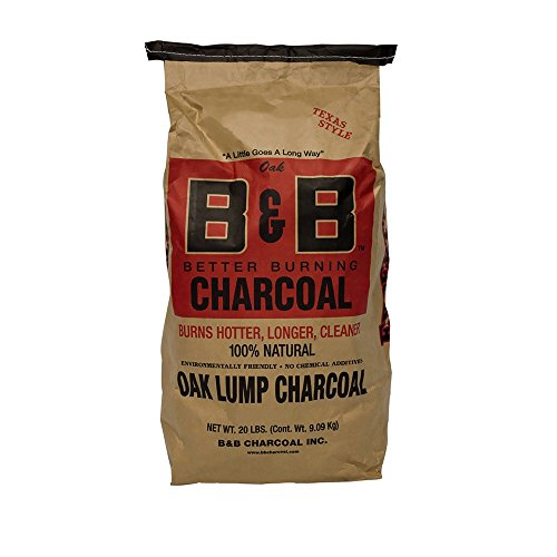 B&B Charcoal Oak Lump Charcoal