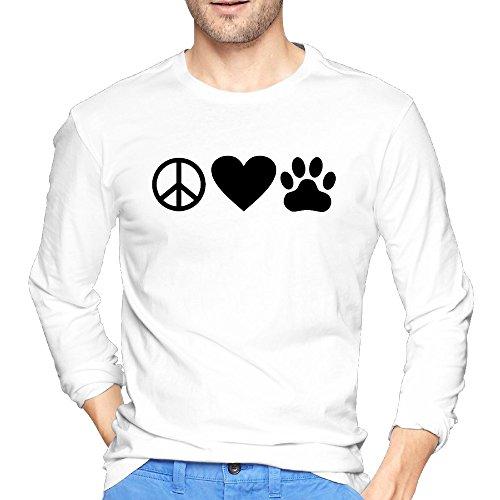mens-colors-peace-love-pet-round-collar-shirt-design-2016