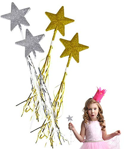 Play Kreative Glitter Star Fairy Princess Magic Wand 19