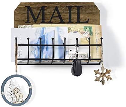 SRIWATANA Rustic Organizer Hallway Decoration product image
