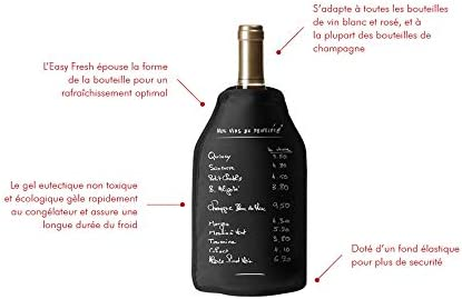 L'ATELIER DU VIN – Easy Fresh Bistrot – Enfríe sus Vinos et Champagnes en todas partes !