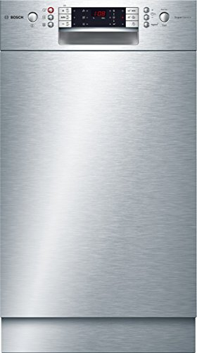 Bosch SPU65T75EU Serie 6 Unterbaugeschirrspüler / A++ / 197 kWh/Jahr / 9 MGD / edelstahl / ActiveWater Technologie / Beladungs-Sensor