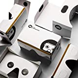 I Am Cardboard Five-Pack VR Box Set   The Best Google Cardboard Bulk Virtual Reality Viewer for iPhone and Android   Google Cardboard v2 Headset Inspired