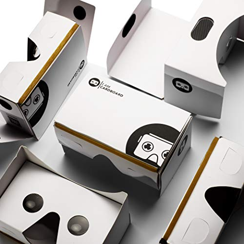 Cardboard Five Pack Virtual Reality Inspired product image