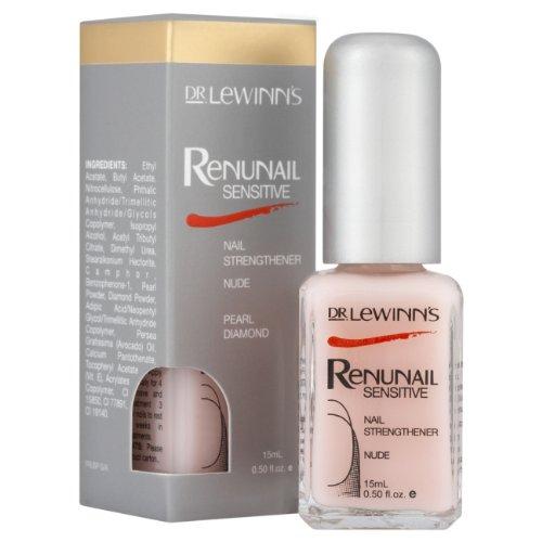 Dr Lewinn's Private Formula Renunail Sensitive Nail Strengthener Nude 15 ml 2RN-3308