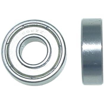 3//16 Inside Diameter; 1-1//8 Outside Diameter For Router Bits Magnate BR-14 Steel Bearing