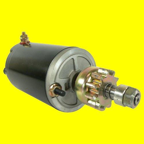 Total Power Parts ROTA1942 New Starter For Omc Johnson Evinrude Marine 20 25 28 30 35 40 Hp Outboard Many Models, 385401 392133 380238,378674 379091 379818 380139 380239 MDO4102 MGD4102 MOT2005 ()