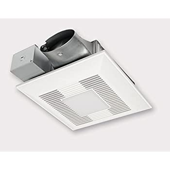 Panasonic Fv 15vql6 Whisperlite Bathroom Ventilation Fan With Light 150 Cfm