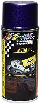 Dupli Color 133923 Tuning Metallic Effektlack 150 Ml Metallic Violett Auto