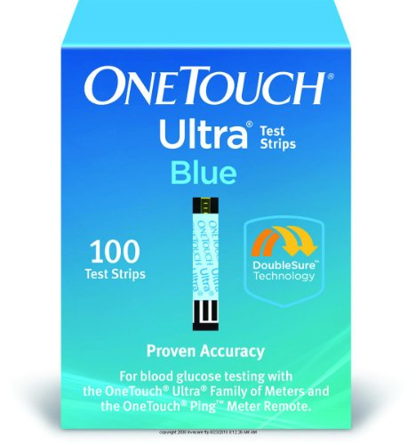 OneTouch Ultra Test Strips