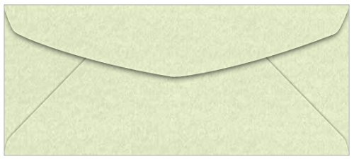 #10 Astroparche Celadon Envelopes - Commercial, 60T, 2500 Pack