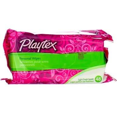 Playtex Personal Cleansing Cloths - Fresh - 48 ct