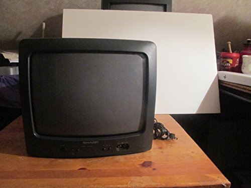 sharp 13 tv - 6