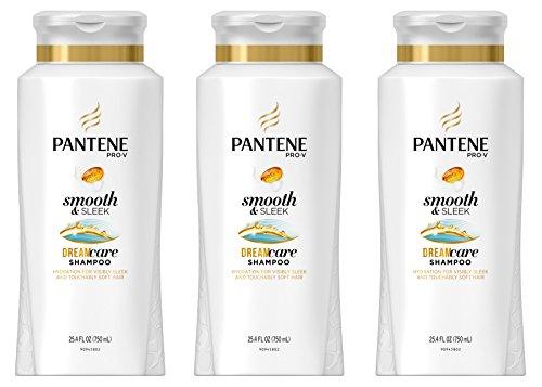 销量第一!Pantene 潘婷 Pro-V 丝质顺滑洗发水,三瓶装仅售$15.97
