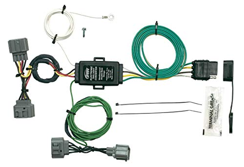 Hopkins 43125 Plug-In Simple Vehicle Wiring Kit
