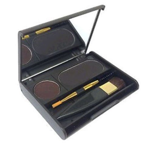 Joan Rivers On-the-go Great Hair Day & Great Brow Day Compact (Brunette)]()