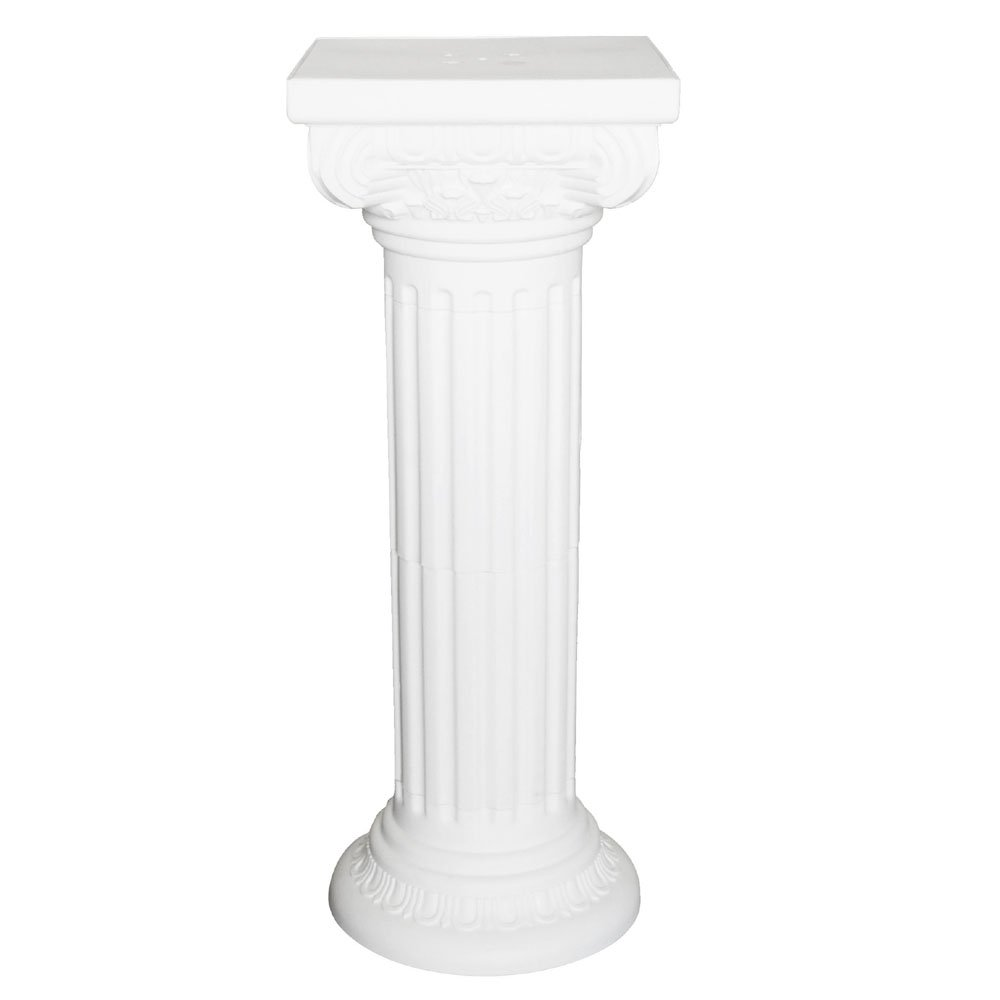 garden w pedestal decorators home statues x charcoal aged p in collection roman h