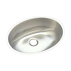 Elkay Asana ELUH1511 Single Bowl Undermount Stainless Steel ...