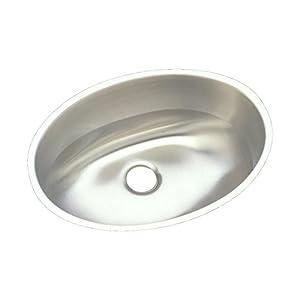 Elkay Asana ELUH1511 Single Bowl Undermount Stainless Steel Bathroom Sink