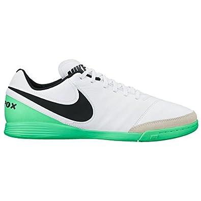 1143dd684a2 Nike Men s Tiempo Genio II Leather IC Soccer Shoe