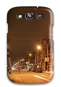 Alicia Russo Lilith's Shop 3860036K25882758 Flexible Tpu Back Case Cover For Galaxy S3 - Verdun