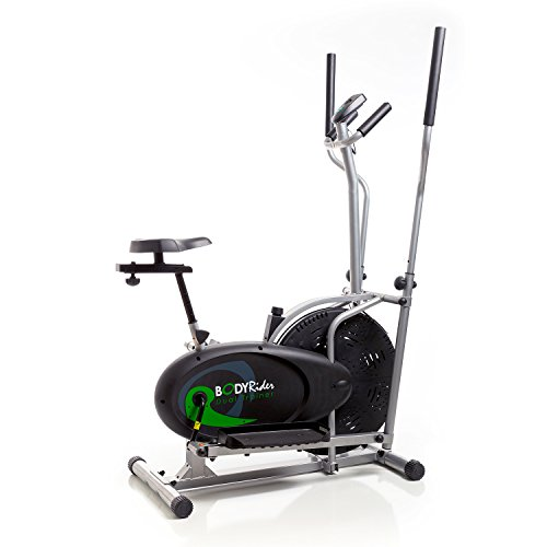 Body Rider BRD2000 Elliptical Trainer with (Flex Rider Body)