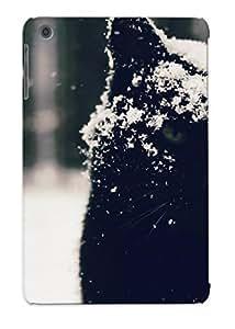lintao diy [brwbck-704-sgfxztw]premium Phone Case For Ipad Mini/mini 2/ Animal Cat Tpu Case Cover(best Gift Choice)