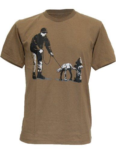 Star Wars AT-AT Walk Your Imperial Walker T-Shirt