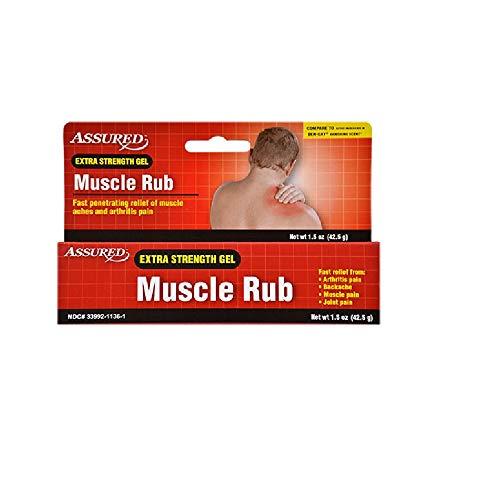 Extra Strength Muscle Rub -1.25oz. 12 pcs sku# 1858254MA