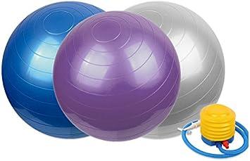 Silla Incluye Bomba para fitness Pilates Asiento pelota de ...