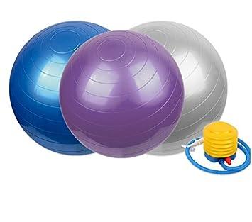 mixed24 Silla Incluye Bomba para Fitness Pilates Asiento Pelota de ...