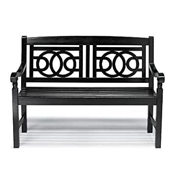 Marvelous AMALFI BENCH (Black)
