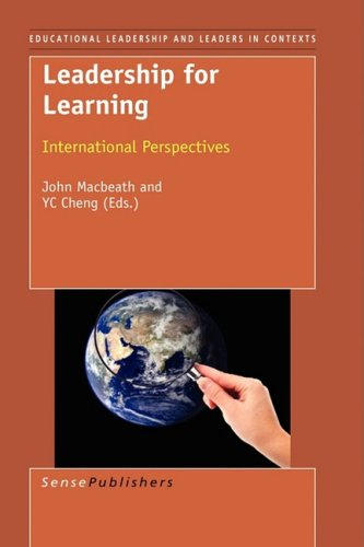 Leadership for Learning: International Perspectives (Educational Leadership and Leaders in Contexts) PDF