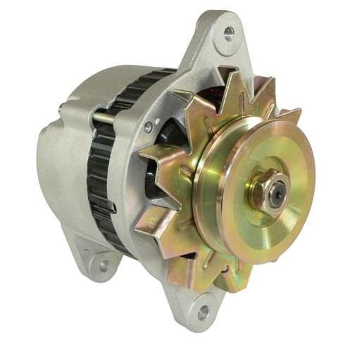 Ford Diesel Tractor - DB Electrical AHI0074 Alternator Ford New Holland Tractor 1500 1700 1900 1910 2110 1000 1600 12128, Ford new Holland Skid Steer CL45 CL55, FORD NEW HOLLAND TRACTOR SHIBAURA DIESEL SBA18504-6150