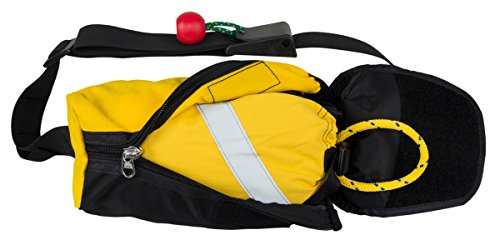 NRS Pro Guardian Wedge Waist Bag Rescue & safety Yellow/Black ()