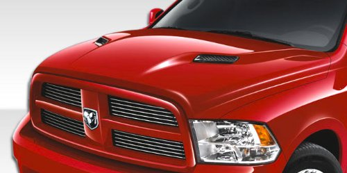 hood scoop for dodge ram 1500 - 8
