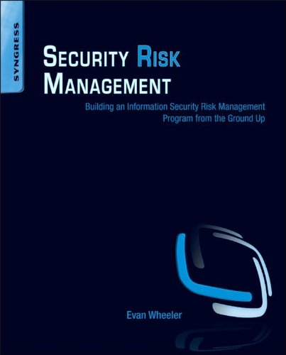 Security Risk Management: Building an Information Security Risk Management Program from the Ground Up (Application Security Best Practices Checklist)