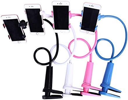 レイジーベッドサイドの電話ホルダー、枕元の携帯電話のタブレットスタンド、タブレットユニバーサル携帯電話