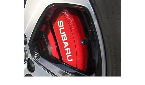 Subaru Hi de 4 x Freno decorativo para frenos Pegatinas de freno ...