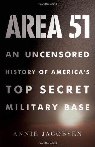 Area 51 Design (Area 51: An Uncensored History of America's Top Secret Military)