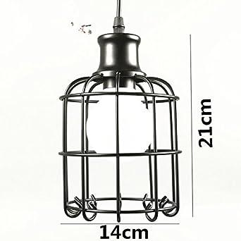 Yaojiaju Retro Leuchten Vintage Pendelleuchte Led Lichter 5 Arten