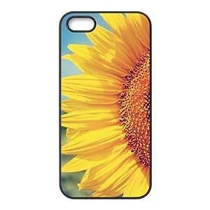 Custom Sunflower Phone Case, DIY Sunflower Case for iPhone 5,5S
