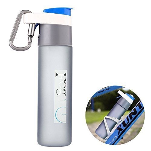 Physport Portable Spray Bottle Sports Outdoors Water Bottle