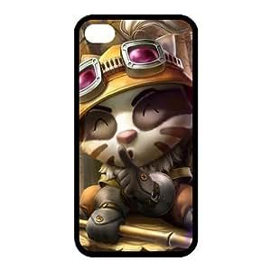 Custom LOL Back Cover Case for iphone 4,4S JN4S-613
