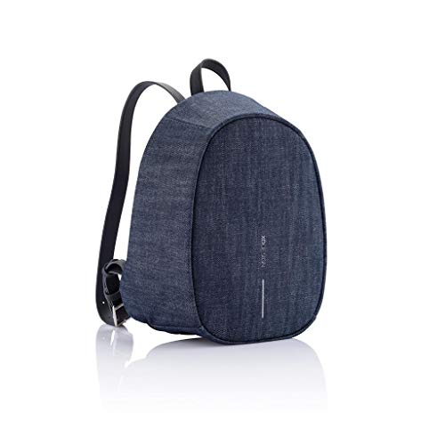 (XD Design Bobby Elle Anti-Theft Backpack Denim Blue (Women's bag))